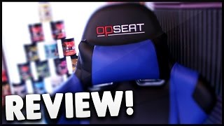 ☺OPSEAT GAMING CHAIR REVIEW! - USE CODE