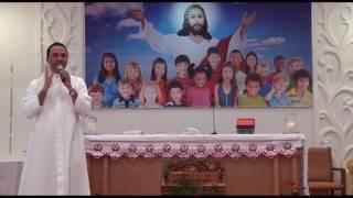 Why We Need to Praise God  : Rev.Fr.Anil Kiran Fernandes,SVD