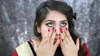 Pohela Boishakh 2016 Makeup Tutorial | Noboborsho 1423 | One Brand Makeup Tutorial | MUA cosmetic