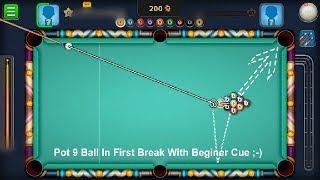 9ball pool best golden break!! One shot win!!  Jay xD