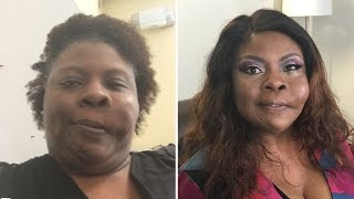 Mom of Three Brutally Stabbed In Face Gets Plastic Surgery Makeover 23 Years Later
