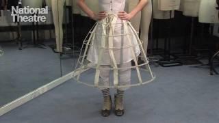 Dressing Emily for 'Nation'