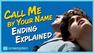 Call Me By Your Name, Ending Explained: Don