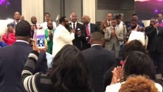 Bishop Hezekiah Walker & the LFT Reunion Choir