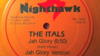 The Itals- Jah Glory 12