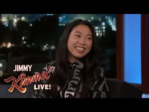 Awkwafina on Her Family Her Name & Crazy Rich Asians