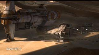 [The Rebel's set up her Base] Star Wars Rebels Season 2 Episode 20 [HD]