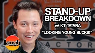 """Looking Young Sucks"" 