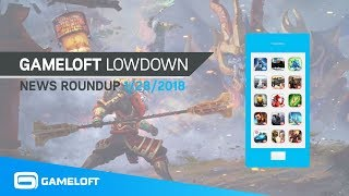 New Update Trailers For Dungeon Hunter V and Order & Chaos II – Gameloft Lowdown 01/28/18