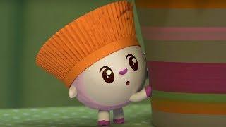 Малышарики - Мухоморчик🍄 - серия 82 - обучающие мультфильмы для малышей 0-4