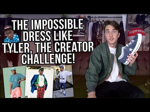 Xxx Mp4 DRESS LIKE TYLER THE CREATOR CHALLENGE COULD I DO IT 3gp Sex