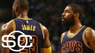 Stephen A. Smith Reacts To Kyrie Irving Trade Request | SportsCenter | ESPN