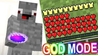 Dieses ITEM gibt dir GOD MODE und UNBESIEGBARKEIT!.. Minecraft LUCKY BLOCK BATTLE BEDWARS