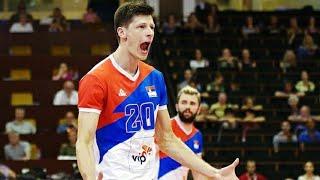 #Srecko_Lisinac Lisinac monster spike 350cm