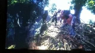 Monhun world new weapons gameplay