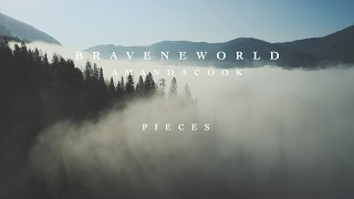 Pieces (Official Lyric Video) // Brave New World // Amanda Cook