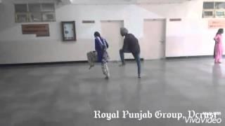 Satnam and Ria(bebe di pasand) practice time RPG