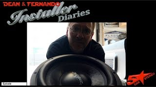 It's Back To Boom With Some Skar And A Little Kicker Action Installer Diaries 60