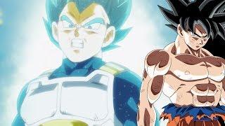 Vegetas neue Verwandlung anders als Gokus Limitibreaker  Dragonball Super Talk