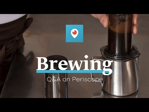 Xxx Mp4 Manual Brewing Q A On Periscope With Tim Wendelboe 3gp Sex
