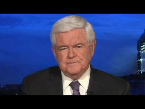 Newt Gingrich The elite media are terrified of Donald Trump