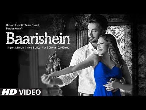 Xxx Mp4 BAARISHEIN Song Arko Feat Atif Aslam Amp Nushrat Bharucha New Romantic Song 2019 T Series 3gp Sex