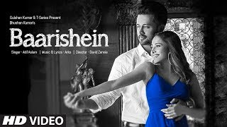 BAARISHEIN Song | Arko Feat. Atif Aslam  & Nushrat Bharucha | New Romantic Song 2019 | T-Series