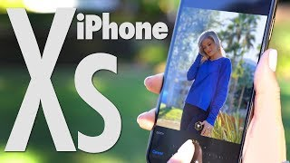 iPhone Xs Camera Review!