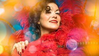 """Ursula Martinez en """"La Soiree"""" show de cabaret, burlesuque y circo presentado en NY"""