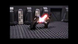 Lego Star Wars - Anakin vs Darth Vader
