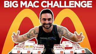 Desafio 20 Big Macs!!! [Especial 100k]