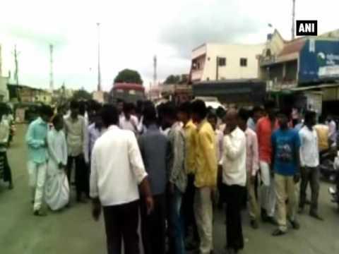 Uproar in Ahmednagar after brutal rape, murder of minor - ANI News