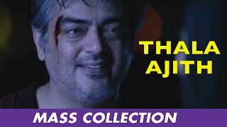 Ajith Mass Scene Compilations