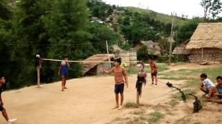 Karen Village Northern Thailand