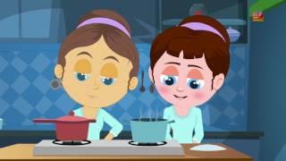 einer zwei meiner Schuhschnalle | Kinder Song | Kinderreim | Kinder Video | One Two Buckle My Shoe