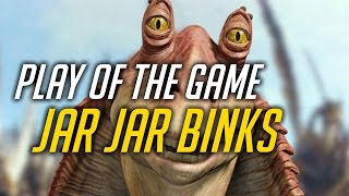 Play of the Game: Jar Jar Binks [Overwatch & Star Wars]