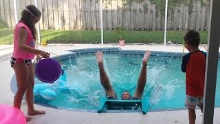 ALS Ice Bucket Challenge Fail Compilation [NEW]