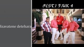 Pesti Fiúk 4 -Szavatone detehara- ZGSTUDIO Official