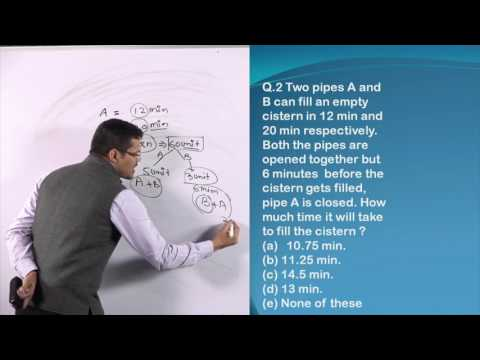 SHORTCUTS AND TRICKS OF PIPES & CISTERNS PART1 BY MAHIPAL SINGH