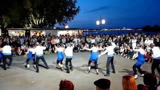 Dansons Sur Les Quais Bordeaux 23 juillet 2011