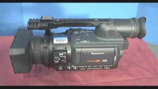 How To Video On The Panasonic DVC-Pro Field Camera
