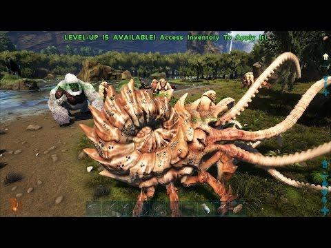 Xxx Mp4 ARK The Center 22 Đi Bắt Quái Vật Huyền Thoại Kraken Bạch Tuộc Khổng Lồ 3gp Sex