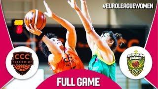 CCC Polkowice (POL) v Sopron Basket (HUN) - Full Game - EuroLeague Women 2017-18
