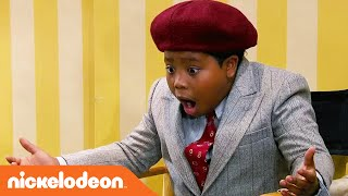 Haunted Hathaways | Haunted Mascot Official Clip | Nick