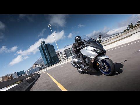 2017 Yamaha T-MAX 530 SX Essai Auto-Moto.com