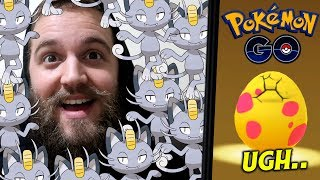 Another 9 Alolan Eggs Hatched - Can I Hatch Vulpix? (Pokemon Go)