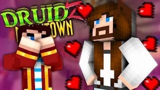 Minecraft Mods Druidz Downtown #144 - Lewis' Wife