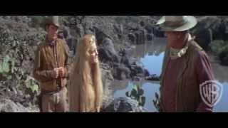 The Train Robbers - Original Theatrical Trailer