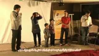 مسابقه خوانندگی با حضور جواد عزتی (بابااتی) و