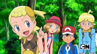 Pokemon XY Z Episode 24 English Dubbed [HD] - Making Friends and Influencing Villains!